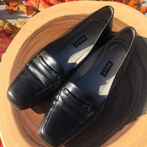 Bally Talbala Leather Loafer Excellent Condition!!